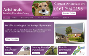 Aristocats Website